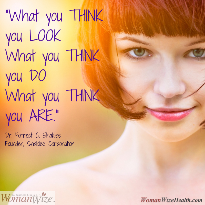 what you think you look