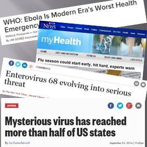 Health Headlines October 2014
